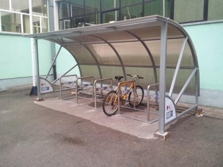 biciklisticka parkiralista