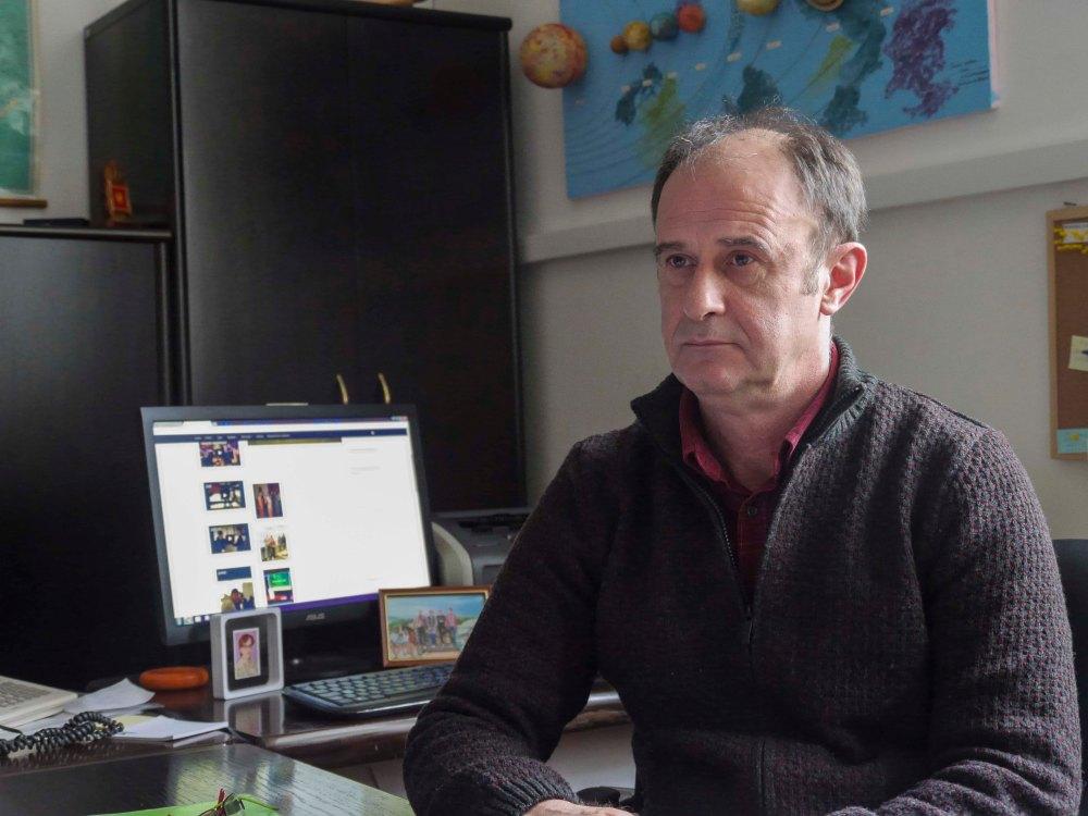 Direktor Elmedin Lukać