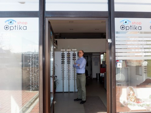 radnja Optika shop