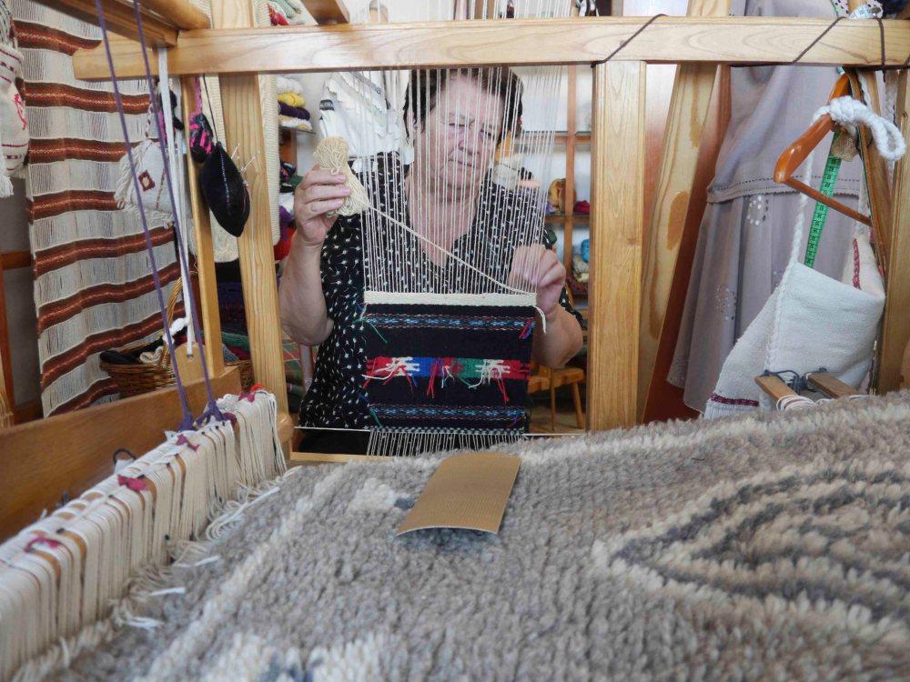 tkanje na razboju