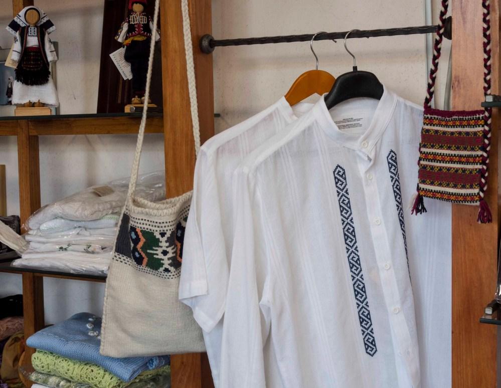 Zmijanjski vez-košulja