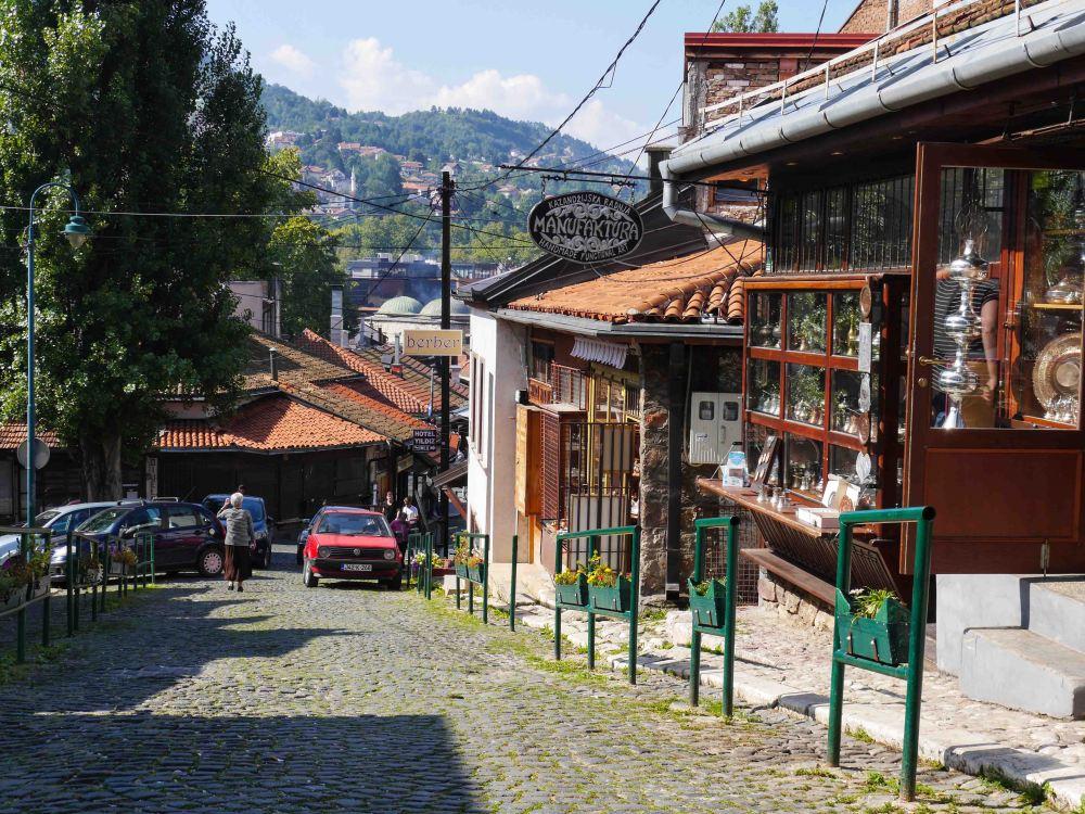 Manufaktura ulica Kovaci