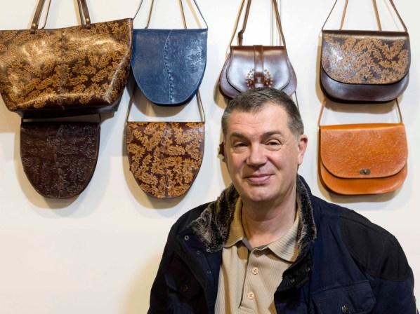 Edis Alihodžić, sarač iz sarajeva