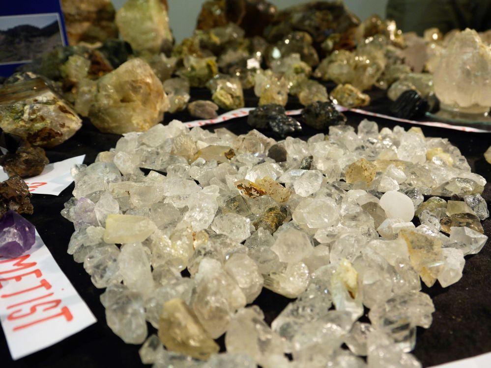 Kristal market- rude i kristali iz Srednje Bosne