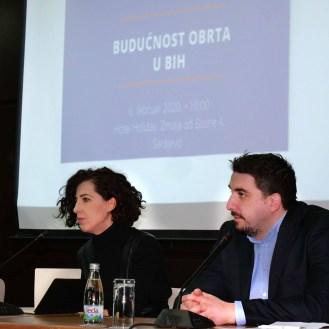 Lejla Selimović i Danijel Hadžović
