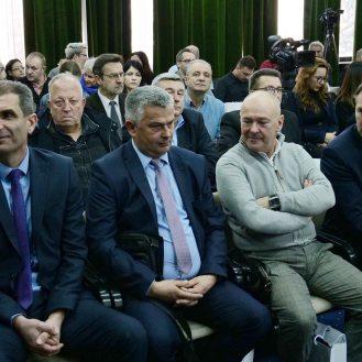 Izedin Kurtović, Željko Babić i Naser Idrizagić